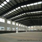 Magazzino prefabbricato costruito professionista della struttura d'acciaio