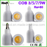 2013 새로운 Design 5W GU10 COB LED Spotlight
