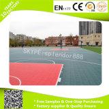 Vloer van de Koppeling van de Vloer van pp de Antistatische Met elkaar verbindende voor het Hof van het Basketbal