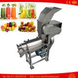 máquina comercial do suco do extrator do Juicer da uva da cenoura da maquinaria de alimento 1.5t
