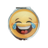 Le plus récent Design Emoji Cheap Cosmetic Mirror Wholesale
