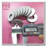 omvormer van de Omvormer van de Plaat van 10mm 2MHz Piezoelectric Ultrasone Piezo Ceramische