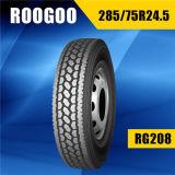 Neumático Neumaticos PARA Camiones, camión de Llantas (285/75R24.5) del carro de Roogoo