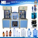 De gemakkelijke Blazende Machine van de Fles van de Installatie Halfautomatische
