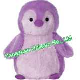 EN71 badine le pingouin mou de jouet de peluche de peluche de cadeau