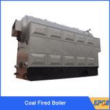 Caldera de vapor encendida carbón de la serie de Dzg