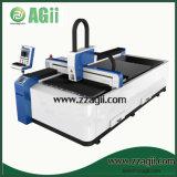 Machine automatique de découpe laser à fibre optique pour acier métallique