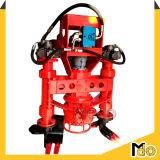 Pompe submersible centrifuge en boîte de boue de moteur