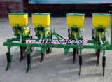Rendere paricolare la piantatrice del cereale di 4 righe con fertilizzante
