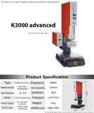 2000/3000W de hoogwaardige Ultrasone Plastic Machine van het Lassen
