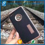 Caixa do telefone do Natal do OEM Motomo para a borda de Samsung S7/S7