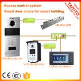 Sistema video de Bell de porta de Taiyito com função da automatização Home