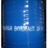 Produit populaire, Bordeaux 3b/Sulphur de soufre rouge-brun