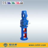 Serie helicoidal de la hora del reductor del mezclador del mezclador del motor con engranajes