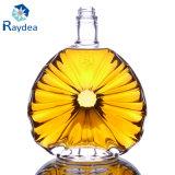 bottiglia di vetro di Xo del silice 700ml con la decorazione