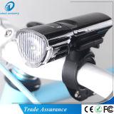 indicatore luminoso anteriore ricaricabile Superbright della bici del USB 3W