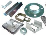 Части металлического листа с технологией штемпелевать/заварки