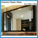 Зеркало Алюминия 3-6mm / Серебряное Зеркало с Ce & ISO 9001