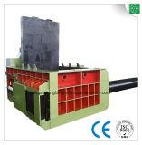 Macchina di alluminio idraulica mobile della pressa-affastellatrice della ferraglia