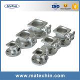 Desenhos do OEM CAD 304 316 peças da carcaça da precisão do aço inoxidável