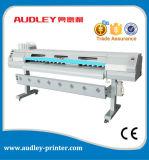 Imprimante à jet d'encre dissolvante de table traçante d'Eco Dx5 2head