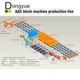 Tijolo de pouco peso de AAC que faz a corte Machine/AAC do tijolo de Machinery/AAC o grupo claro da maquinaria de Dongyue das máquinas de fatura de tijolos