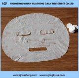 Het niet-geweven Samengeperste Masker van het Gezicht, de Sanitaire Vorm van het Muntstuk, Beschikbaar,