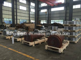Biomass Machine의 Main Shaft를 위한 C45+N Forging Part