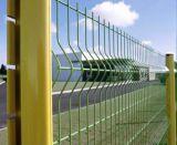 3D kurvte geschweißten Maschendraht-Zaun-schützenden Zaun