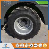 Mini caricatore compatto della rotella del caricatore 800kg dell'azienda agricola da vendere