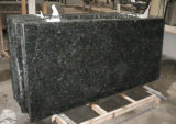 カウンタートップおよび床張りのための絶対黒い花こう岩を磨く卸売価格