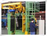 2016 New único gancho máquina de jateamento com Ce ISO9001 Certificação