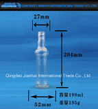 vidrio Bttle del almacenaje de petróleo de sésamo 100ml