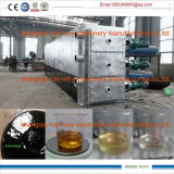 Der 40 Tonnen-Reifen, der Maschine aufbereitet, Gasify Gummireifen-Chips zum Diesel