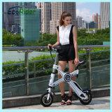 250Wブラシレス36V折るスマートなEcorider電気自転車を