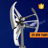 Kleine vertikale Wind-Turbine mit langsamem für Verkauf