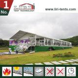 800 Gast-freies Überspannungs-Ereignis-Partei-Aluminiumzelt mit Dekoration