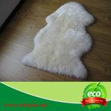 Mantas lanudas de la piel larga natural hechas en China