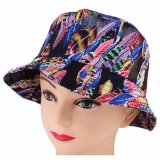 Großverkauf gedruckte preiswerte kundenspezifische Wannen-Hüte