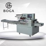 Machine à emballer automatique de croissant de flux de Bogal