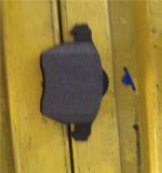 Пусковая площадка переднего тормоза диска Non-Азбеста представления удобная на Benz 000 420 63 20