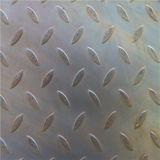 Tailles Checkered en acier standard légères de la plaque St37-2