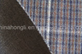 Filato tinto, tessuto del plaid T/R, 270GSM, 63%Polyester 33%Rayon 4%Spandex
