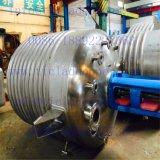 Strato di tubo di titanio professionale per la piastra tubiera dell'acciaio dello scambiatore di calore