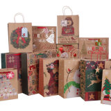 Satin Ribbon와 Wca Sqp를 가진 Sourcing Coated Paper Bags