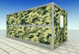 고품질 조립식 콘테이너 집