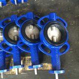 Tipo válvula da bolacha de borboleta do elevado desempenho com Handlever (BV-007)