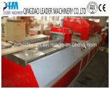Chaîne de production en bois d'extrusion de profil du plastique WPC de PVC de PE de pp machine