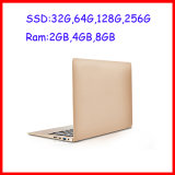 13.3inch Dual Core Intel Core mit Webcam Ultrabook Notebook-Computer Laptop
