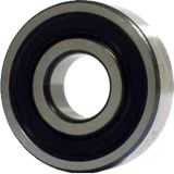 Gaoyuan 6202 Zz Deep Groove Ball Bearings per Skateboard Bearings